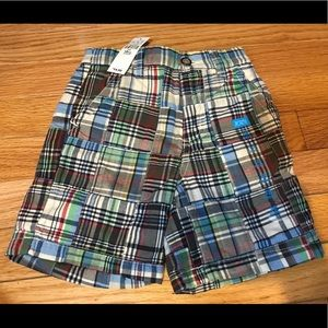 The Children's Place Madras Shorts